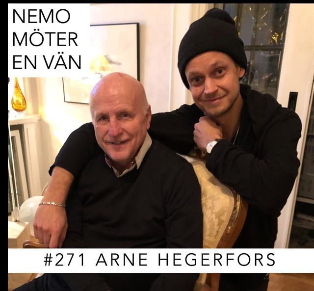 271. Arne Hegerfors