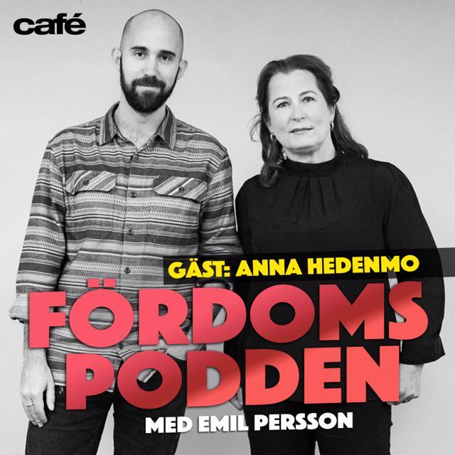 #105 Har Anna Hedenmo aldrig haft gåshud?