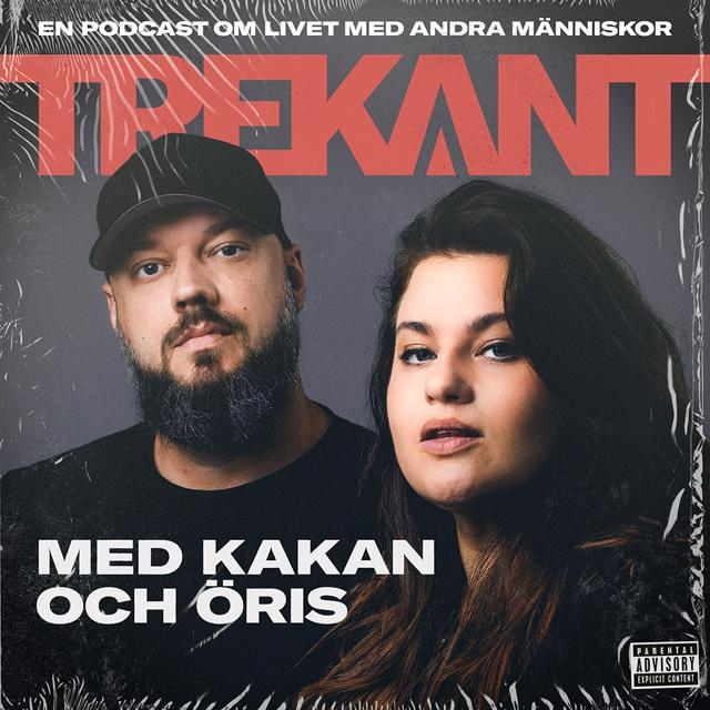 Trekant med Kakan och Öris - Premiär 3/8