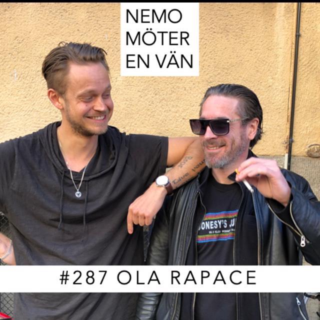 287. Ola Rapace - TEASER!