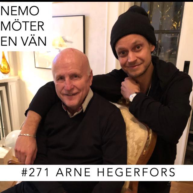 271. Arne Hegerfors - TEASER