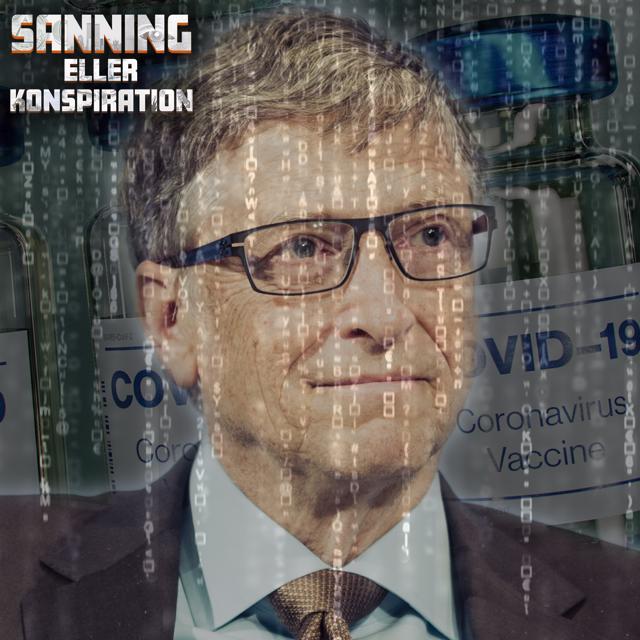 Vill Bill Gates utrota mänskligheten genom massvaccinering?