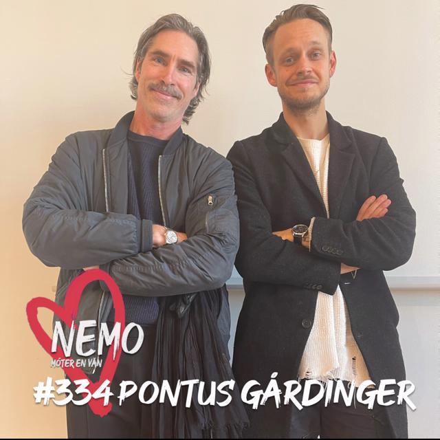 334. Pontus Gårdinger