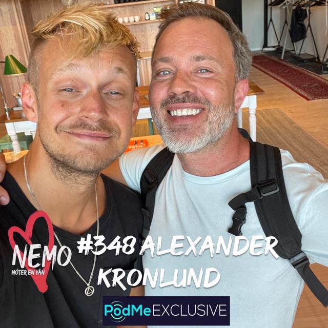 348. Alexander Kronlund - TEASER!