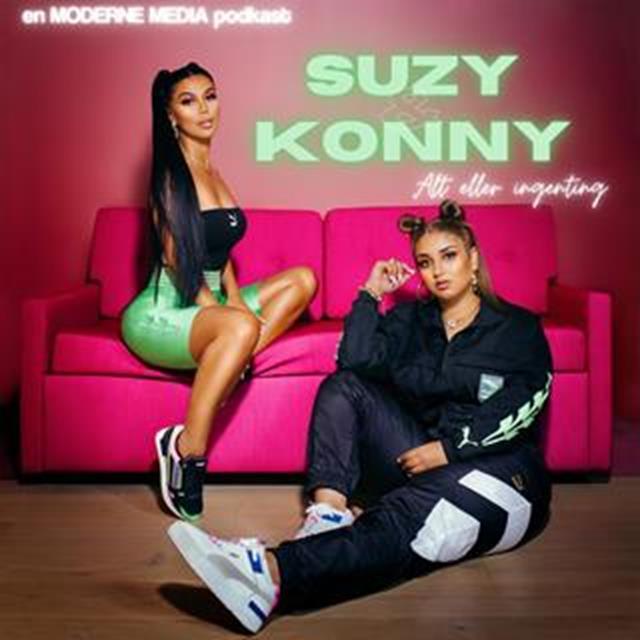 Suzy & Konny - Alt eller ingenting - Premiere på PodMe 11. november