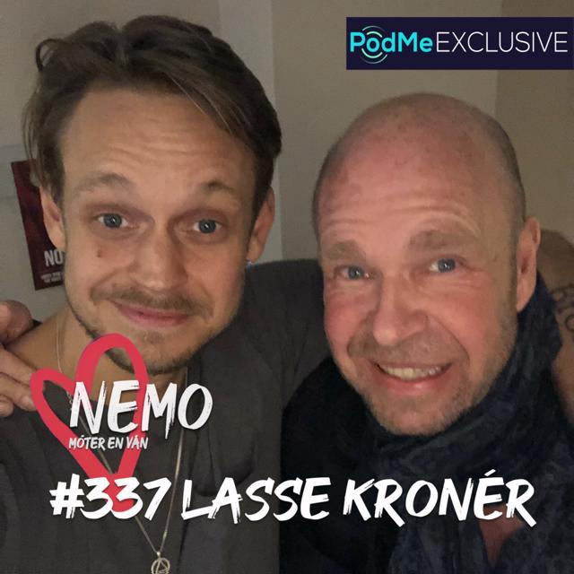 337. Lasse Kronér - TEASER!