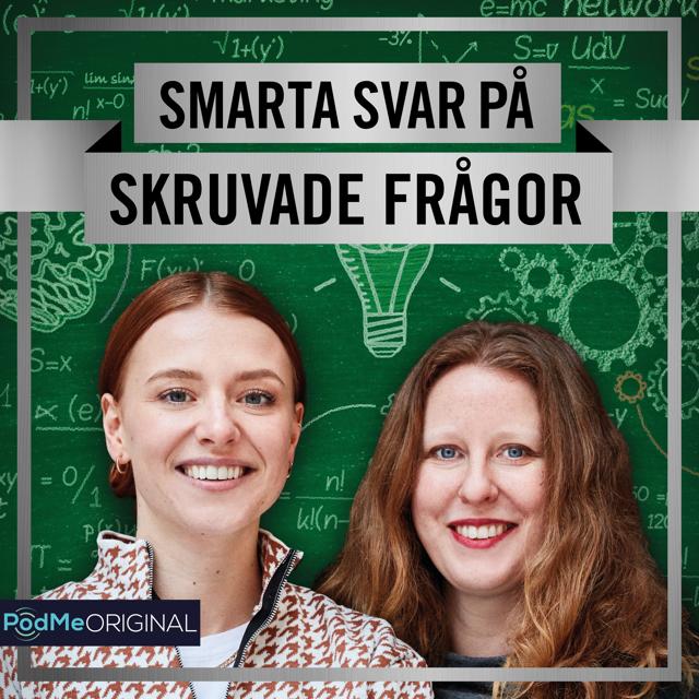 Smarta svar på skruvade frågor - Premiär 24/3