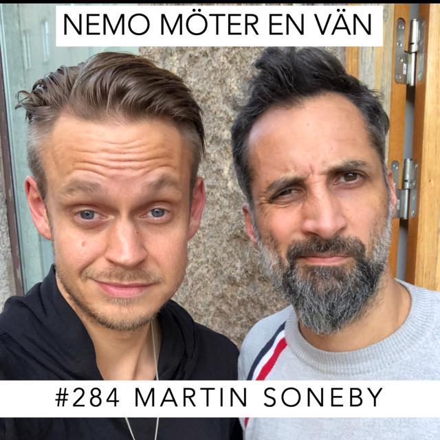 284. Martin Soneby