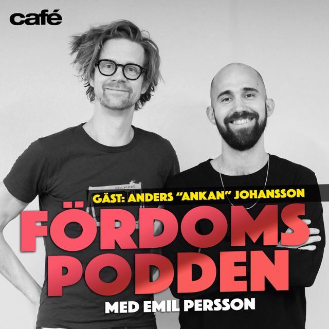 """#108 Har Anders """"Ankan"""" Johansson aldrig slutat dricka saft?"""