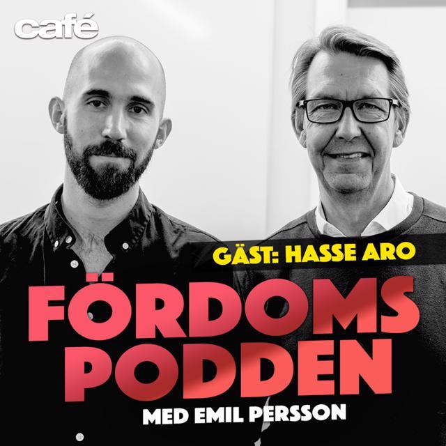 #72 Petar Hasse Aro öronen med sin bilnyckel?