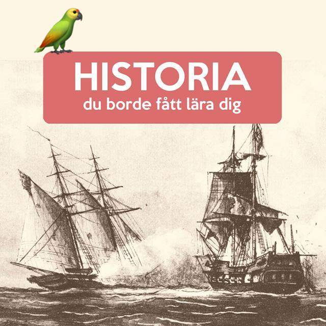 Barbareskkriget - Sveriges mest obskyra krig