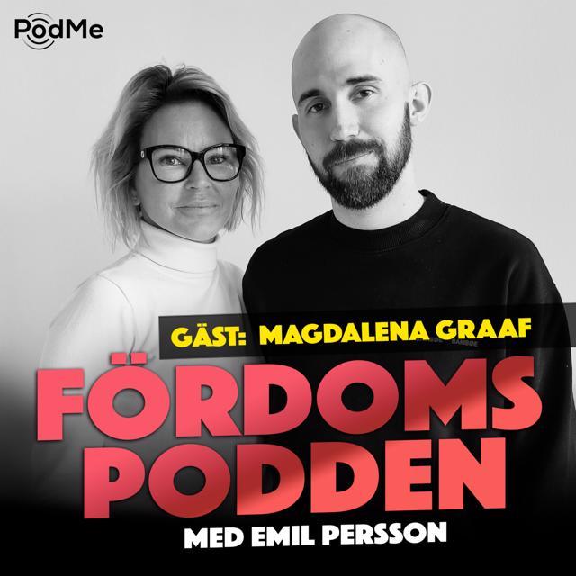 #136 Har Magdalena Graaf svårt att inte filma en flamberande kypare?