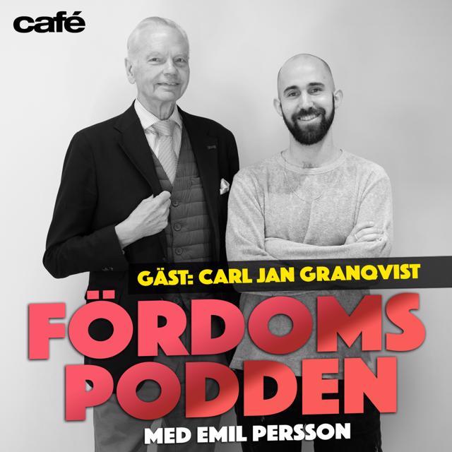 #114 Sover Carl Jan Granqvist i en gigantisk vagga?