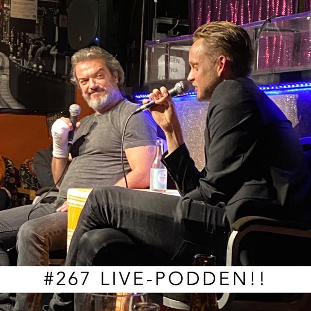 267. LIVE-PODDEN - teaser