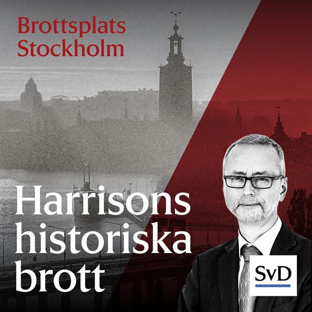 Slaktaren i Bagarmossen (Brottsplats Stockholm, del 1)