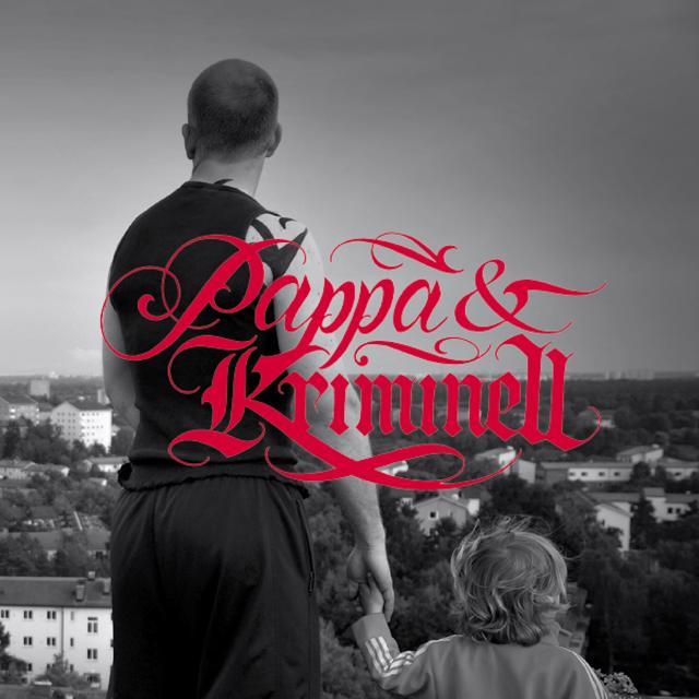 #158 Krull & Kriminell Ljudbok - Pappa & Kriminell (Del 1)