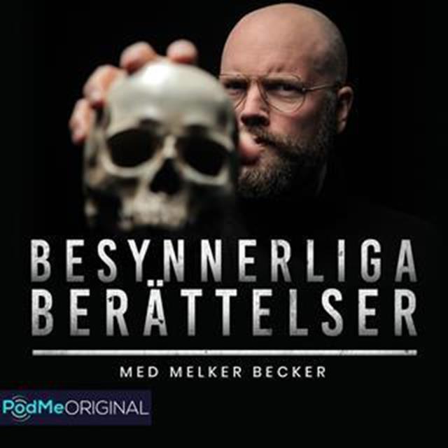 Besynnerliga Berättelser med Melker Becker - Premiär 14/7