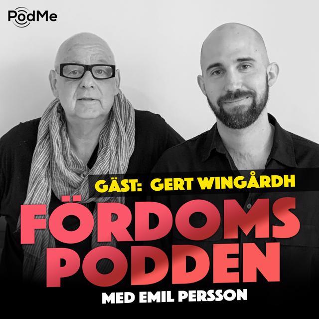 #140 Måste Gert Wingårdh få suga på kvinnors fingrar?