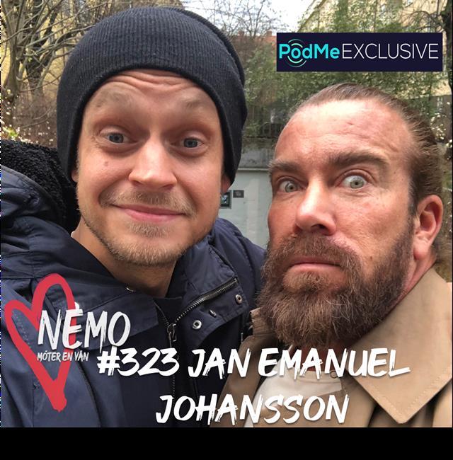 323. Jan Emanuel Johansson