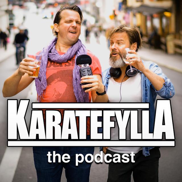 Karatefylla - the podcast: premiär 6/11
