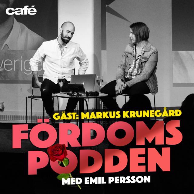 #86 DELVIS LIVE: Markus Krunegård
