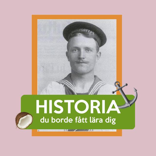 Carl Pettersson - från skeppsbruten till kung