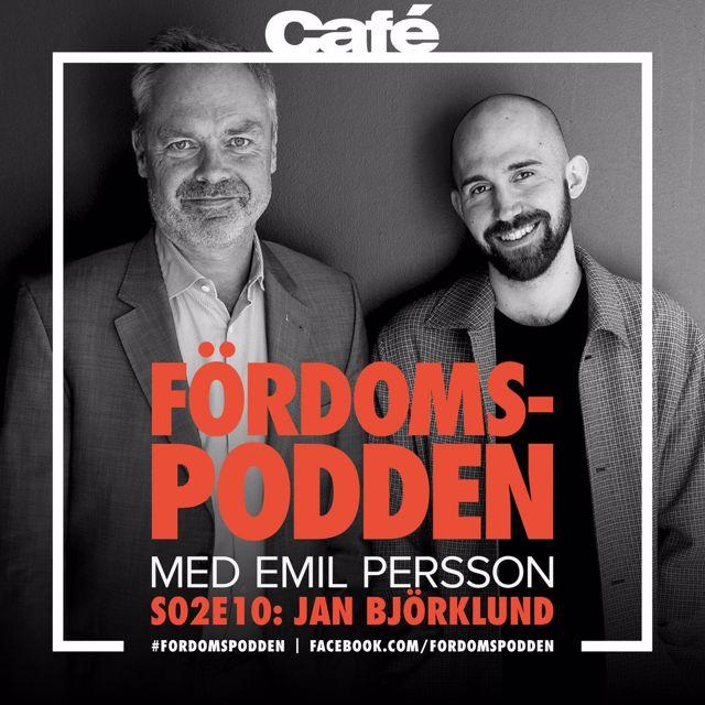 #25 Har Jan Björklund slipsen i pannan på fest?