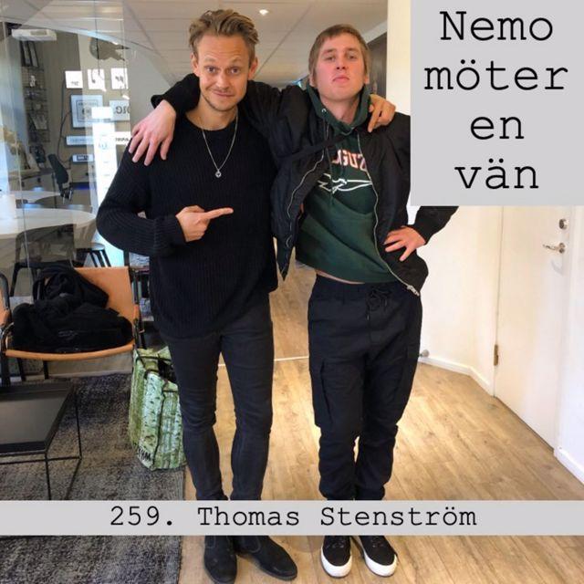 259. Thomas Stenström - Teaser