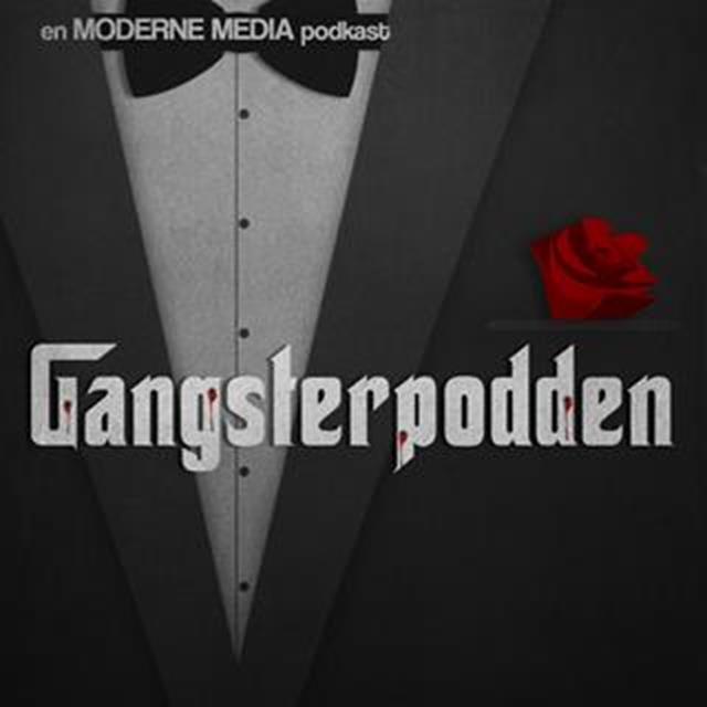 Gangsterpodden - Premiere på PodMe 1. oktober