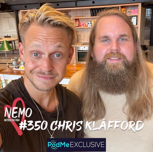 350. Chris Kläfford