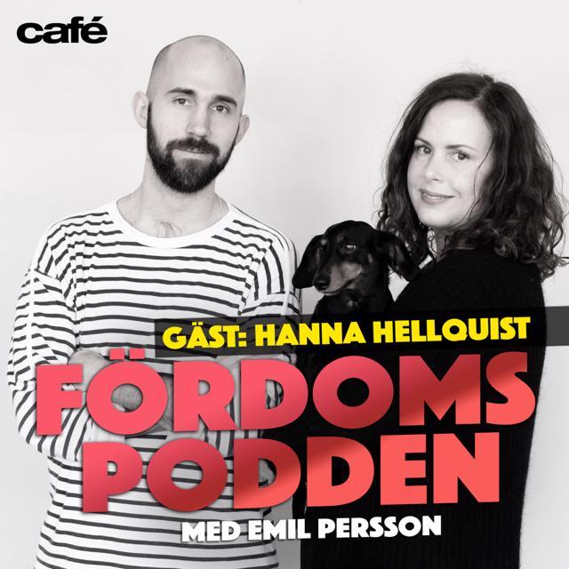 #85 Har Hanna Hellquist åkt på festival och tänkt att boende löser sig på plats?