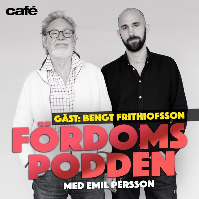 """#91 Säger Bengt Frithiofsson """"tjofaderittan"""" när han kommer?"""