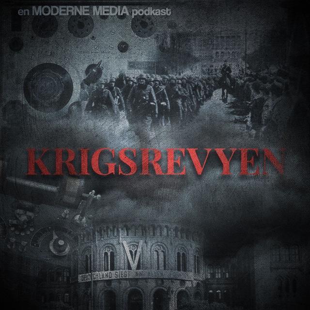Krigsrevyen - Premiere snart