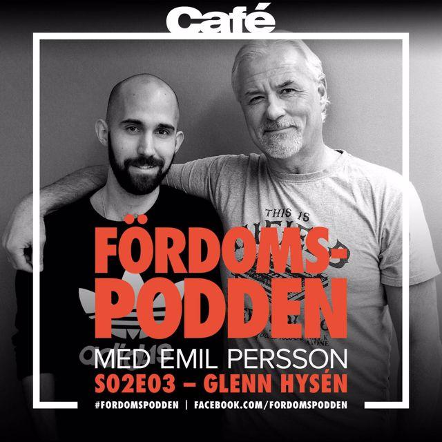 #18 Har Glenn Hysén däckat på Camp Sweden?