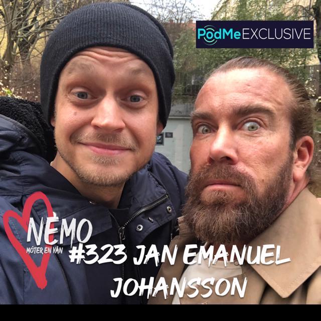 323. Jan Emanuel Johansson - TEASER!