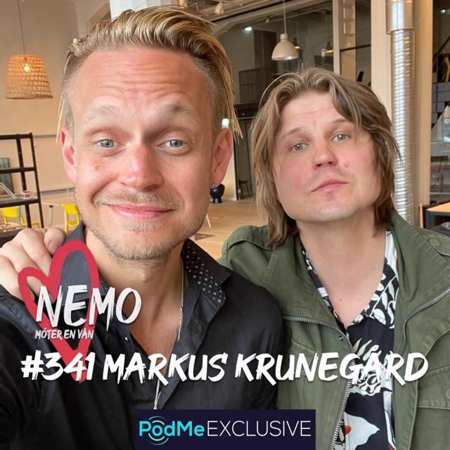341. Markus Krunegård - TEASER!