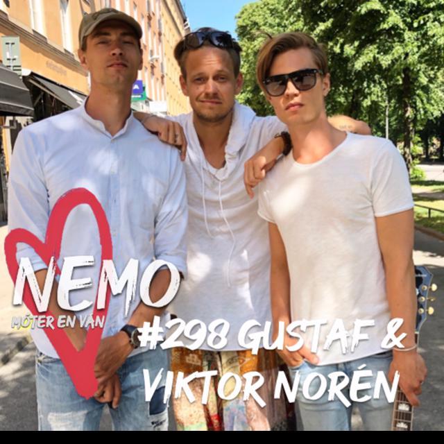 298. Gustaf och Viktor Norén