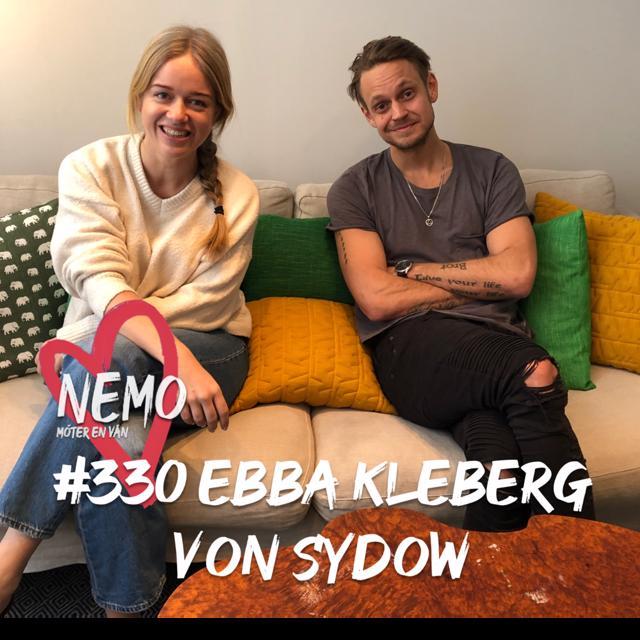 330. Ebba Kleberg von Sydow
