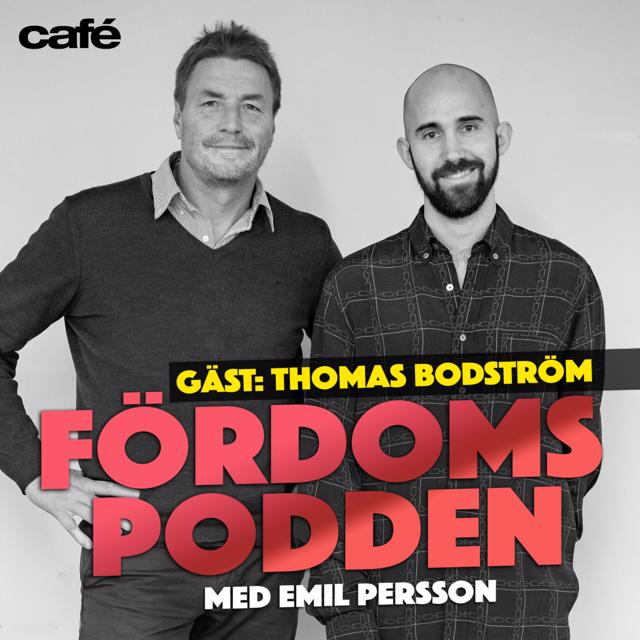 #104 Har Thomas Bodström slagit sig ned i skoputstronen på en flygplats?