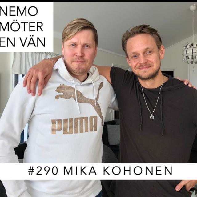 290. Mika Kohonen