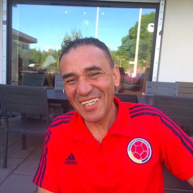 #20 Humberto Rengifo