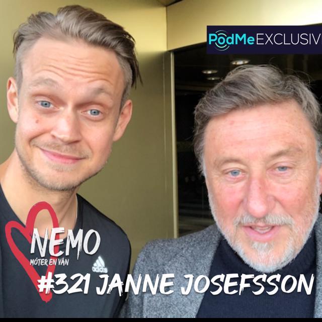 321. Janne Josefsson - TEASER