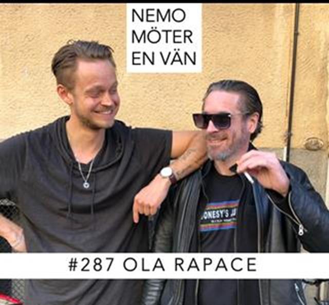 287. Ola Rapace