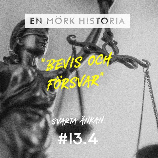 """Svarta änkan 4/5 - """"Bevis och försvar"""""""