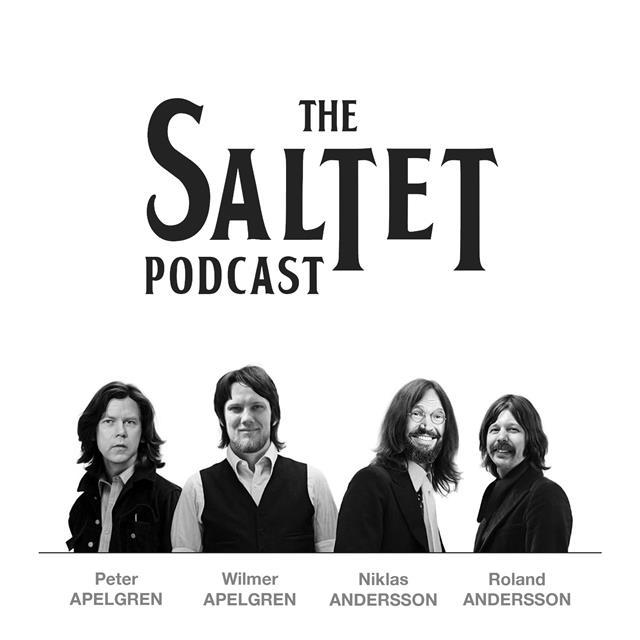Saltet's podcast