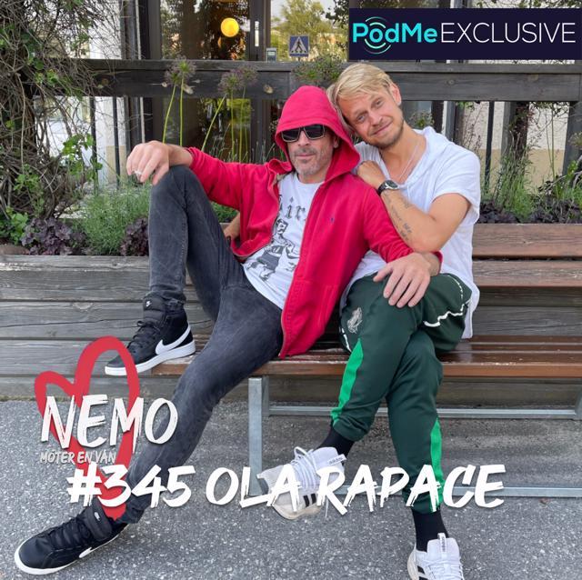 345. Ola Rapace är tillbaka