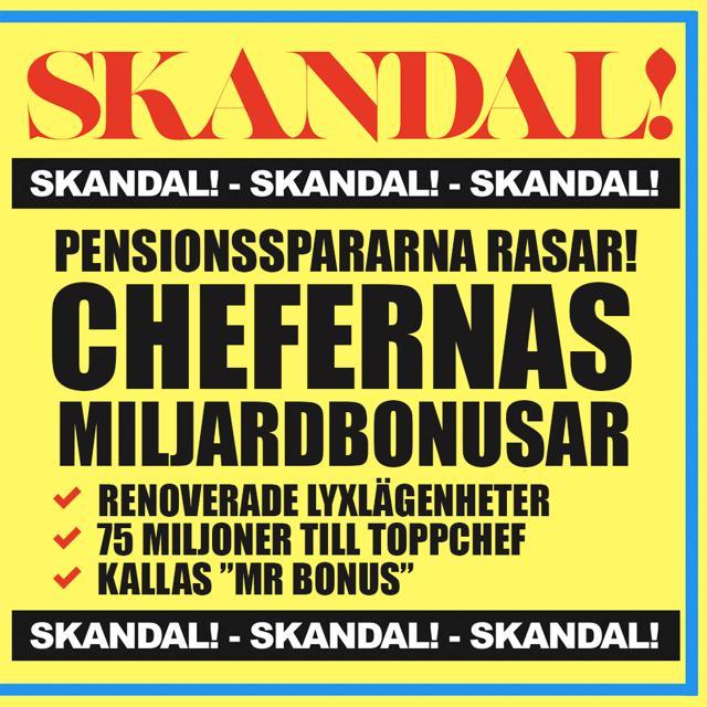 Skandalerna på Skandia