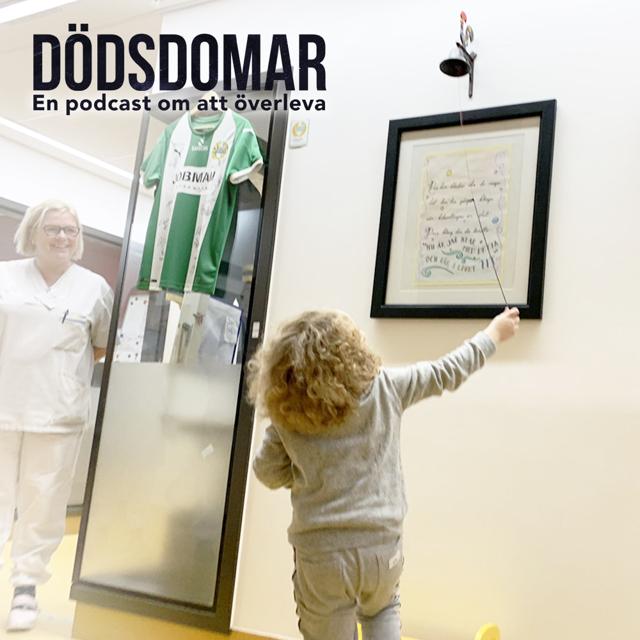 """Johans treåring fick leukemi: """"För mig dog han i princip där och då"""""""