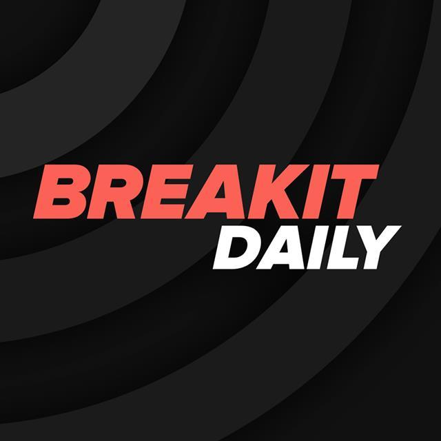 Breakit Daily