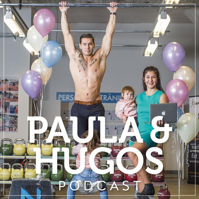 Paula och Hugos podcast